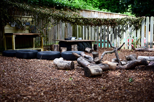 Forest School at Park Wood Nursery
