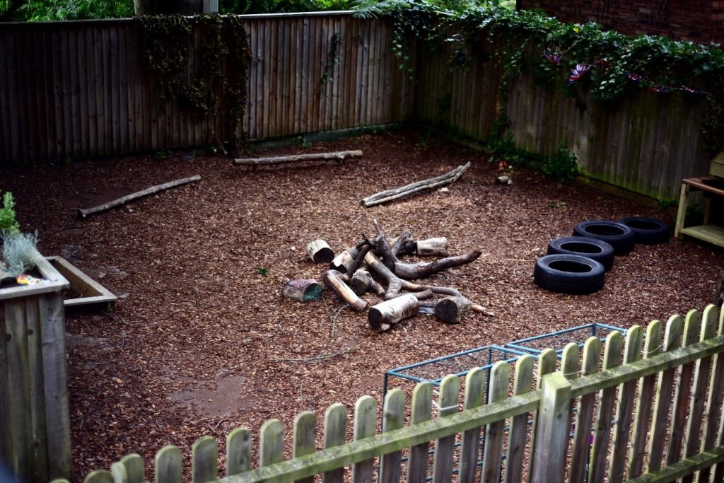 Forest School and Nursery in Bidston