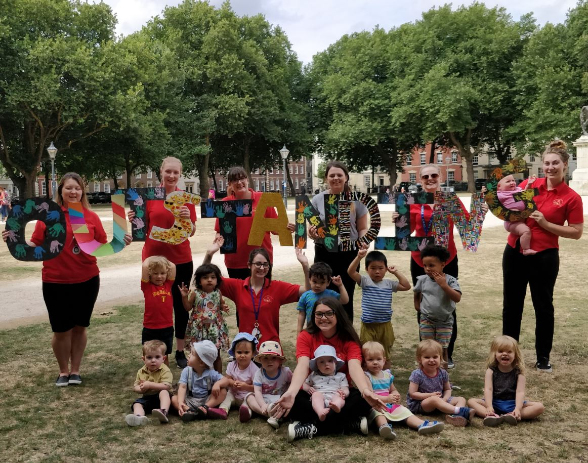 Abbeywood Tots Bristol City Centre Ofsted Report