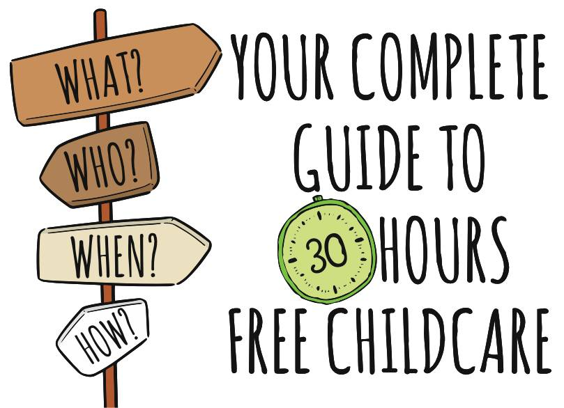 30 hours free childcare guide