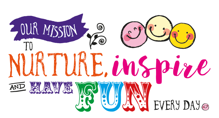 nurture inspire have fun mission statement