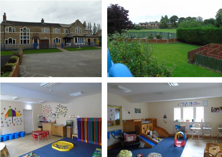 Stonehouse Nursery in Leyland